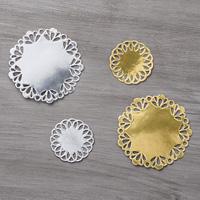 napperon métallisés