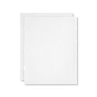 papier cartonné vélin