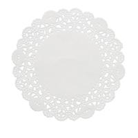 napperon blanc