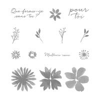 fleurs et souhaits