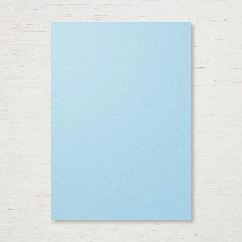 A4 béguin bleu