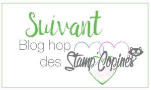 blog hop stamp'copines